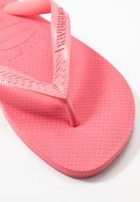 Havaianas - TOP - Pool shoes - pink porcelain - 5