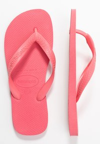 Havaianas - TOP - Teenslippers - pink porcelain - 1