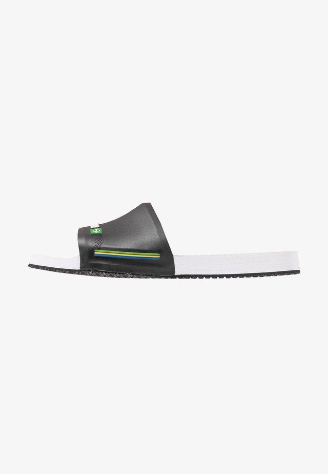 SLIDE BRASIL - Pool slides - white/black