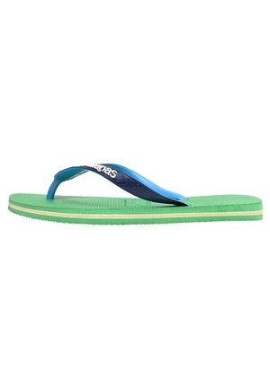 Pool shoes - green
