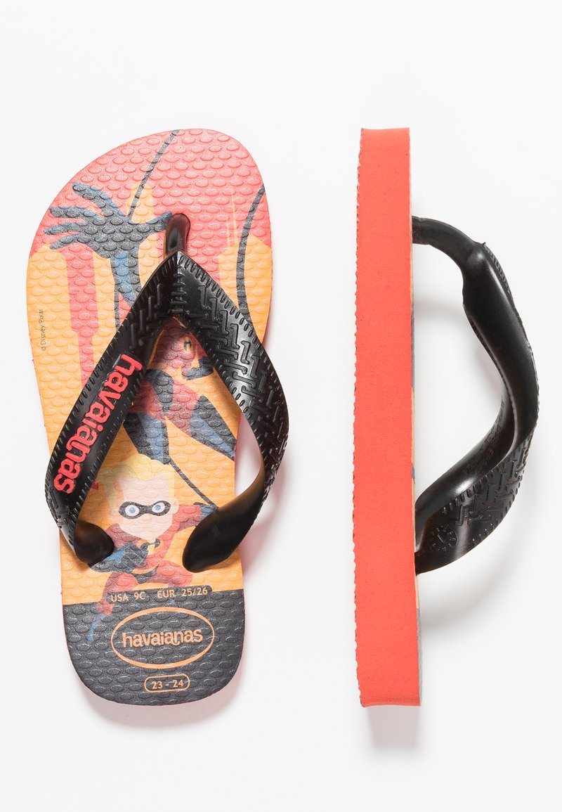 Havaianas - KIDS THE INCREDIBLES - Bade-Zehentrenner - strawberry