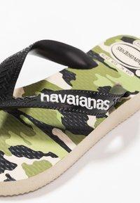 Havaianas - TOP CAMU - Klipklappere/ klip klapper - khaki - 2