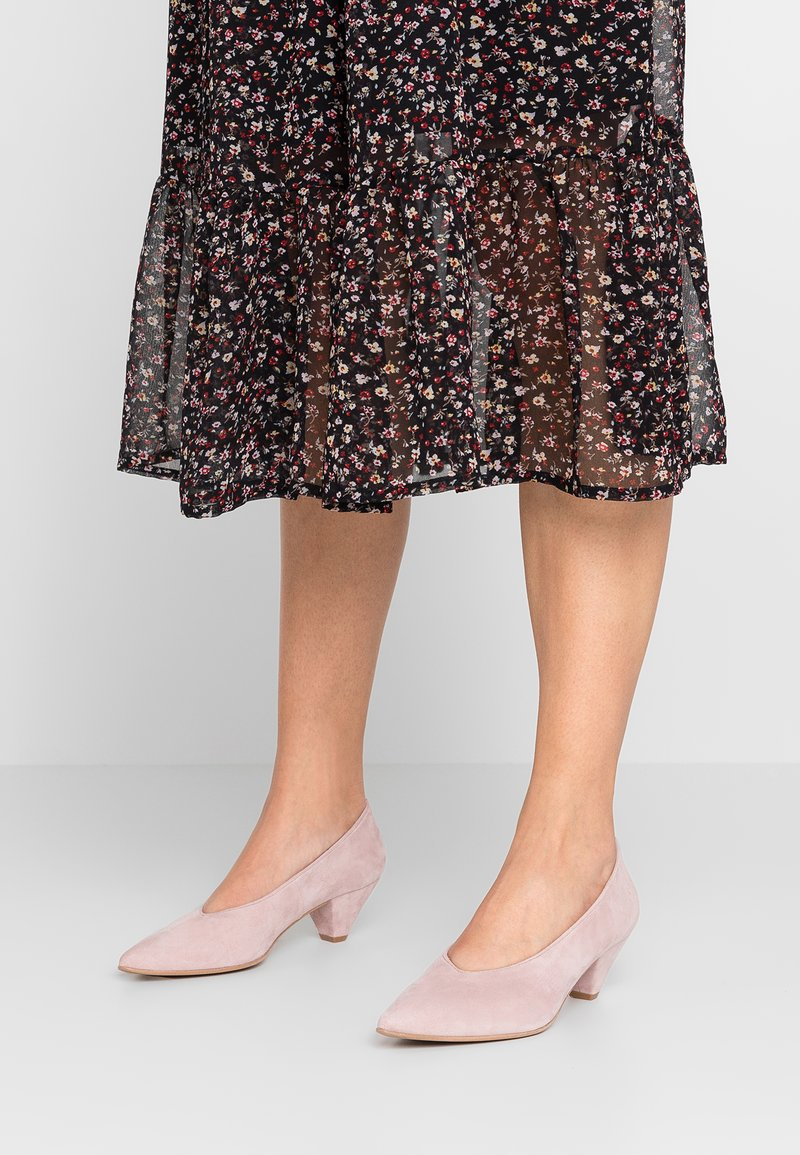 H by Hudson - DOTTY - Pumps - taupe