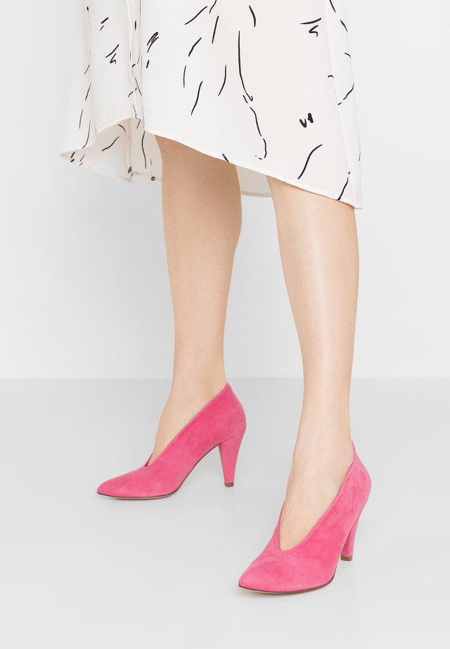 STACEY - Klassiska pumps - pink
