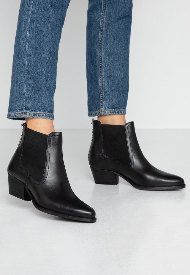 AVERY - Ankle boot - black