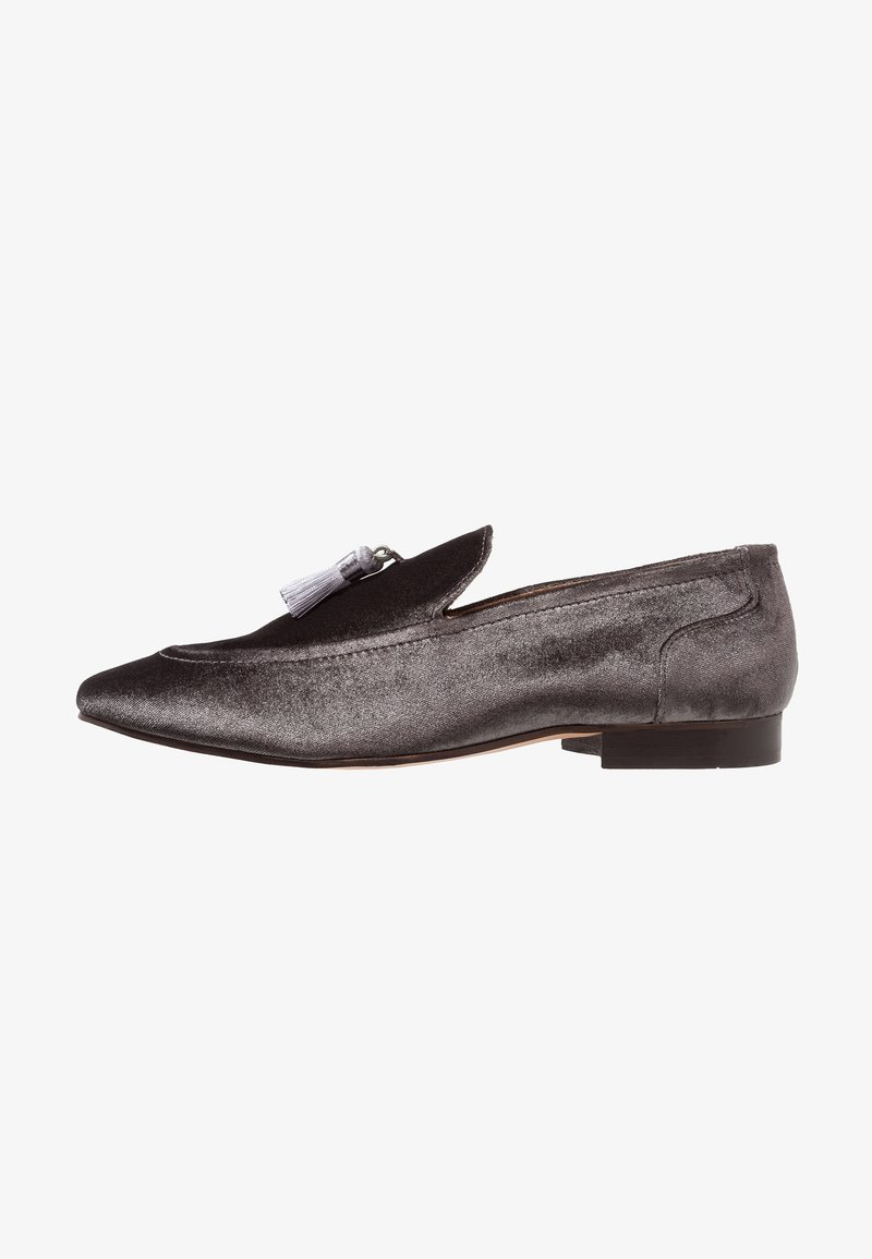 H by Hudson - CANTON - Slip-ons - grey