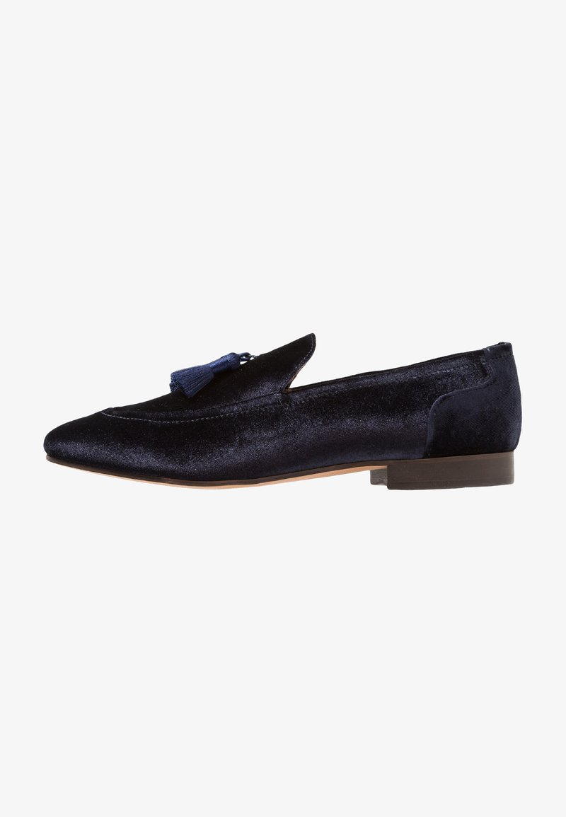 H by Hudson - CANTON - Mocasines - navy