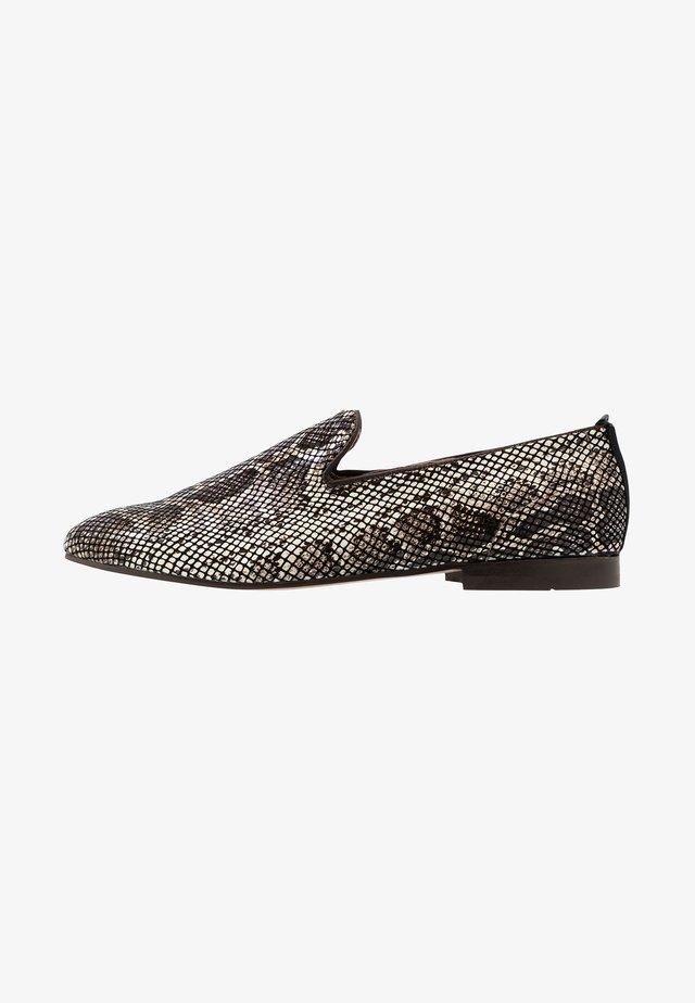 BOLTON SLIP - Loafers - white