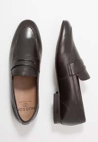 Hudson London - BOLTON SADDLE - Eleganckie buty - brown - 1