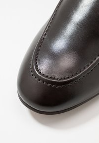 Hudson London - BOLTON SADDLE - Eleganckie buty - brown - 5