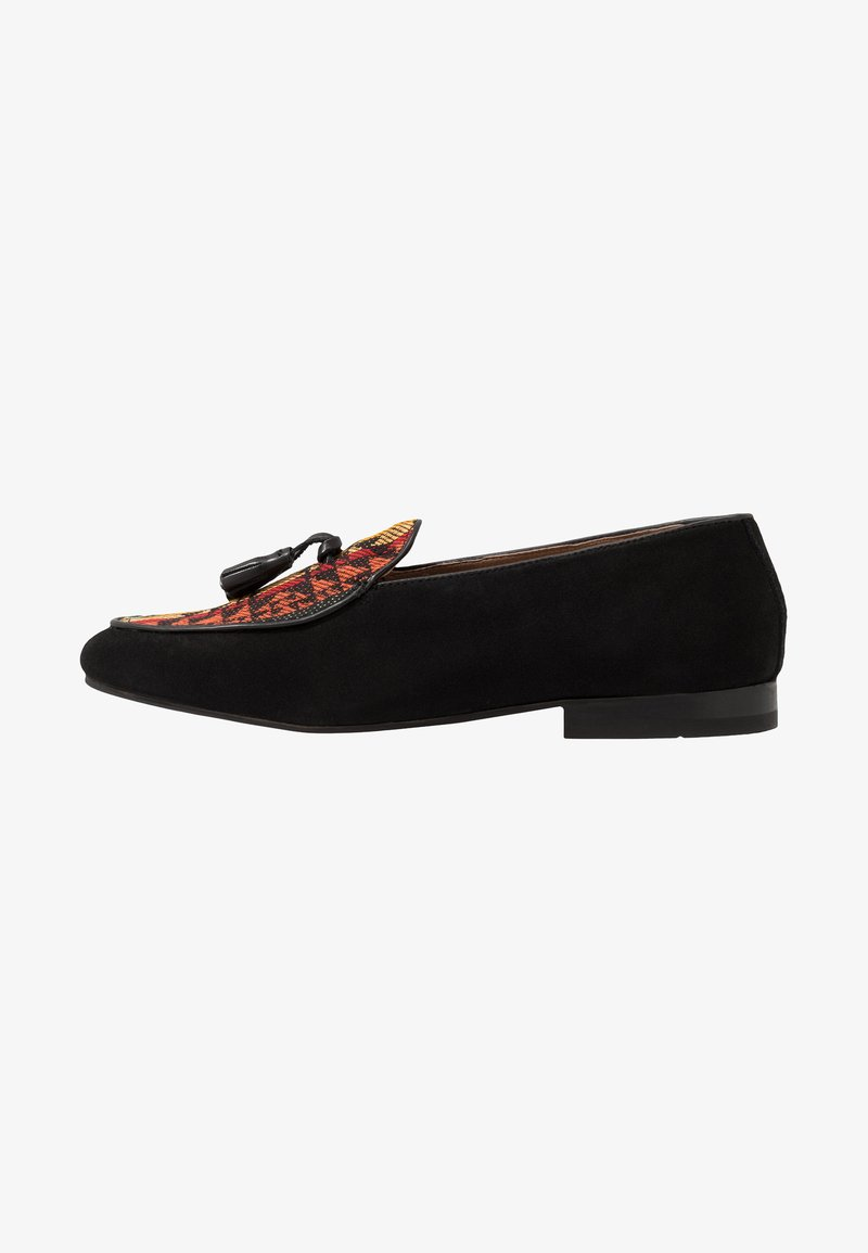 H by Hudson - STRAYHORN - Mocasines - black