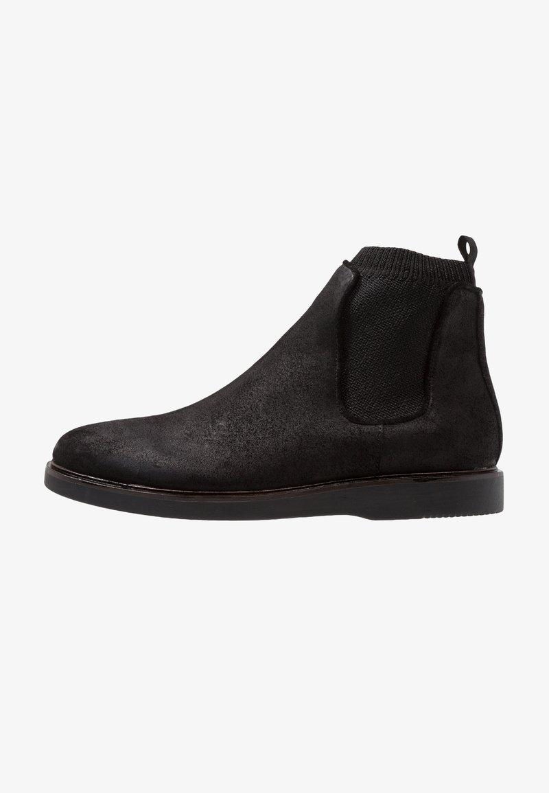 H by Hudson - BRECHIN - Støvletter - black