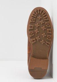 H by Hudson - ROWAN CHELSEA - Kotníkové boty - tan - 4