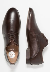 H by Hudson - CRAIGAVON - Eleganckie buty - brown - 1