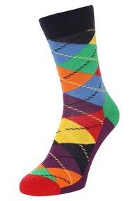 Happy Socks - 4 PACK  - Sokken - navy - 1