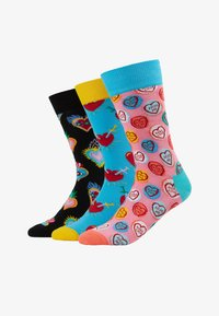 Happy Socks - I LOVE YOU GIFT BOX 3 PACK - Sokken - multi-coloured - 1