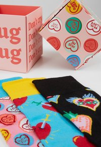 Happy Socks - I LOVE YOU GIFT BOX 3 PACK - Sokken - multi-coloured - 2