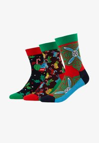 Happy Socks - MACAULAY CULKIN GIFT BOX 3 PACK - Ponožky - multi-coloured - 1