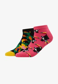 Happy Socks - TOUCAN LOW SOCK 2PACK - Sokken - multi-coloured - 1