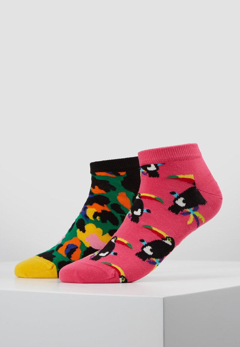 Happy Socks - TOUCAN LOW SOCK 2PACK - Sokken - multi-coloured