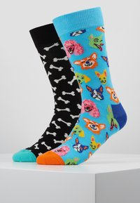 Happy Socks - DOG GIFT BOX 2 PACK - Sokken - multi - 0