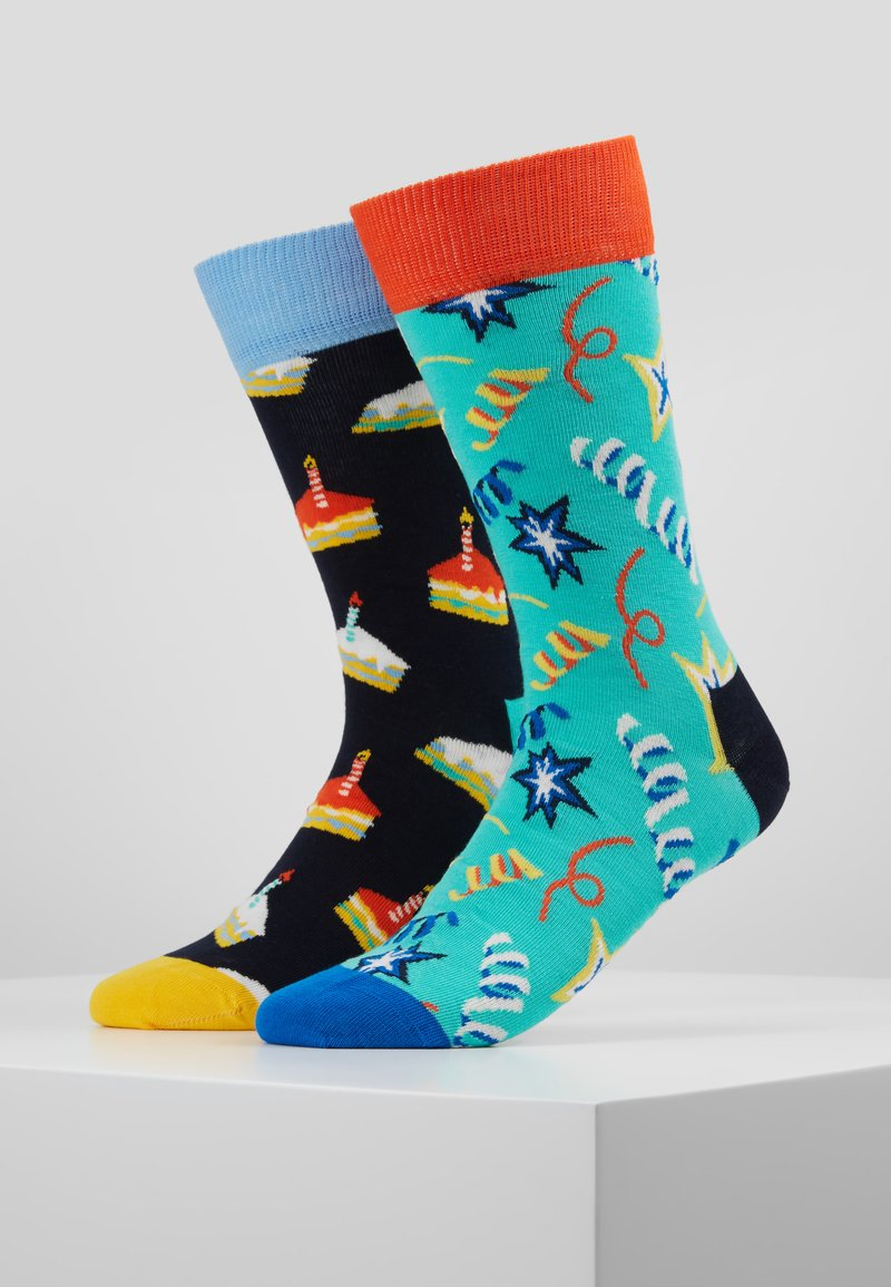 Happy Socks - BIRTHDAY GIFT BOX 2 PACK - Sokken - multi
