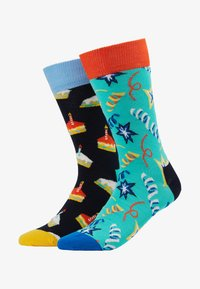 Happy Socks - BIRTHDAY GIFT BOX 2 PACK - Sokken - multi - 1
