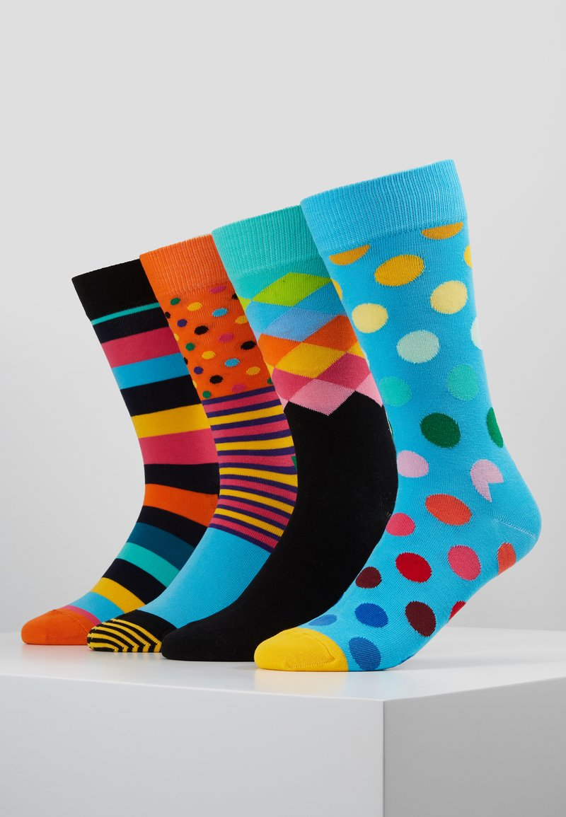 Happy Socks - CLASSICS GIFT BOX 4 PACK - Sokken - multi-coloured