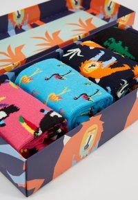 Happy Socks - ANIMAL GIFT BOX 4 PACK - Sokken - multi-coloured - 2
