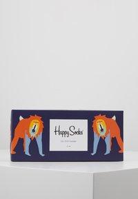 Happy Socks - ANIMAL GIFT BOX 4 PACK - Sokken - multi-coloured - 3