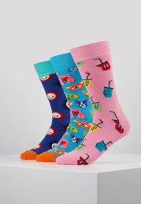 Happy Socks - 7-DAY GIFT BOX 7 PACK - Calcetines - multi-coloured - 0