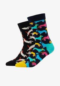 Happy Socks - CAT DOG SOCK 2 PACK - Ponožky - multi - 1