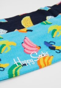 Happy Socks - 2 PACK WATERMELON BANANA - Sokken - multi - 2