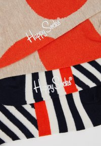 Happy Socks - JUMBO DOT AND STRIPES 2 PACK - Sokken - multi - 2