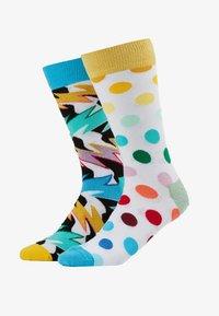 Happy Socks - ROCK N ROLL POLKA STRIPE SOCK 2 PACK - Sokken - multi - 1