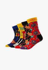 Happy Socks - QUEEN GIFT BOX 4 PACK - Sokken - multi - 1