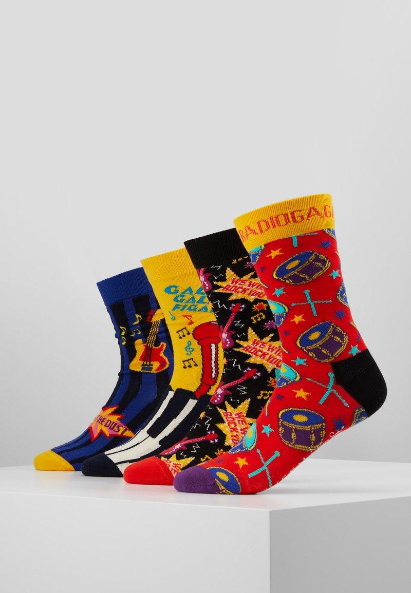 Happy Socks - QUEEN GIFT BOX 4 PACK - Sokken - multi