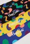 Happy Socks - BIRTHDAY GIFT BOX 3 PACK - Sokker - multi-coloured