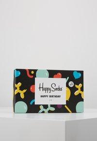 Happy Socks - PLAYING BIRTHDAY GIFT BOX 3 PACK - Ponožky - multi-coloured - 3
