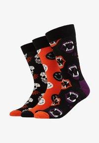 Happy Socks - HALLOWEEN GIFT BOX 3 PACK - Ponožky - multi - 1