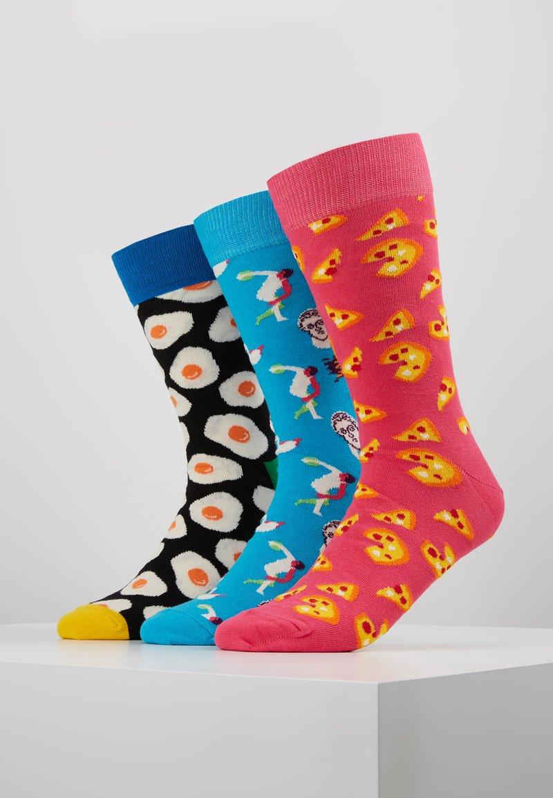 Happy Socks - 7 DAYS GIFT BOX  7 PACK - Socken - multi-coloured