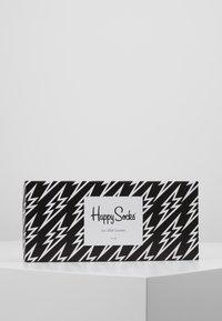 Happy Socks - GIFT BOX 4 PACK - Sokken - black/white - 3