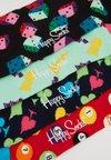 Happy Socks - GAME NIGHT GIFT BOX 4 PACK - Socks - multi-coloured