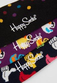 Happy Socks - RUBBER DUCK THUNBS UP DOT 3 PACK - Sokken - multi - 2