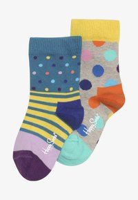 Happy Socks - CREW 2 PACK - Socks - multi-coloured - 2