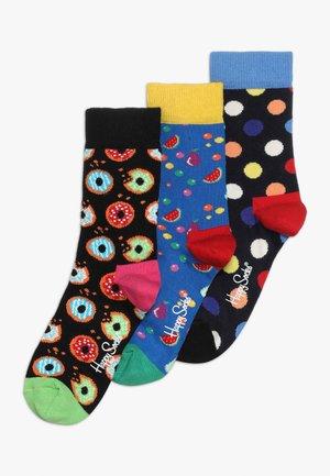 SMU FOOD CREW 3 PACK - Socks - multi-coloured