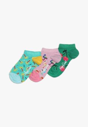 KIDS LOW 3 PACK - Socks - multi-coloured