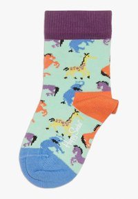 Happy Socks - SMU NATURE CREW 3 PACK - Socks - multicoloured - 1