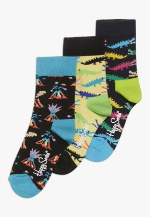 KIDS CREW 3 PACK - Socks - multicoloured