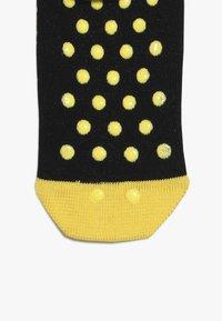 Happy Socks - ANTI SLIP 2 PACK - Socks - black/multi-coloured - 3